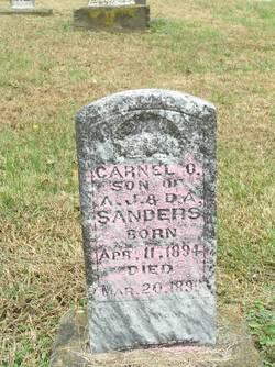 Carnel O. Sanders
