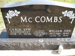 William John McCombs