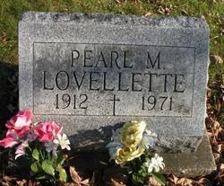 Pearl M. <I>Fuelling</I> Lovellette