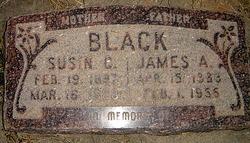 Susan Catherine <I>Davidson</I> Black
