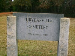 Puryearville Cemetery