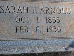 Sarah Luvinia <I>Hartley</I> Arnold