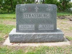 Katherine <I>Ludwig</I> Strassburg