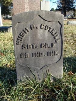 Pvt Hugh B. Cotrill