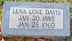 Lena Chamberlain <I>Love</I> Davis