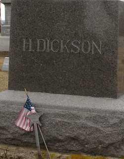 Henry Dickson