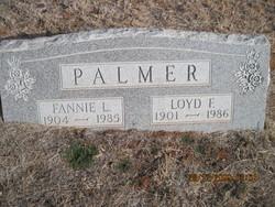 Loyd F Palmer