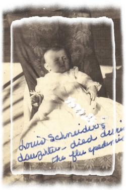 Edith Agnes Rosa Schneider