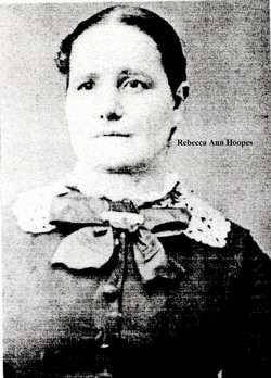 Rebecca Ann <I>Hoopes</I> Fifield