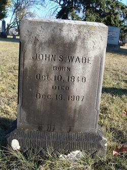 John Stephen Wade
