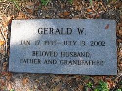 Gerald W Greene