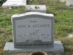 """Annie Mae """"Hilson"""" Alexander"""