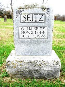 George John Madison Seitz