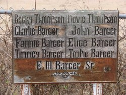 Barger Cemetery