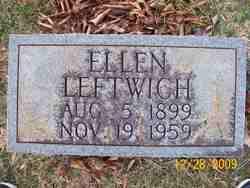 Martha Ellen Leftwich