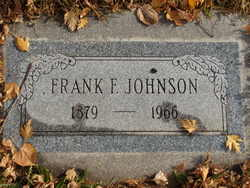 Frank F Johnson