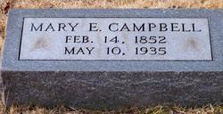 Mary Elinore <I>Gideon</I> Campbell