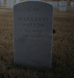 Margaret <I>Watson</I> Adams