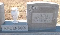 Virtie <I>Heard</I> Anderson
