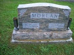 Martha Irene <I>Wahl</I> Morlan