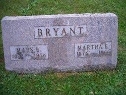 Martha Elizabeth <I>Whisler</I> Bryant