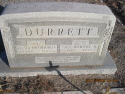 SSGT Freebourn E Durrett