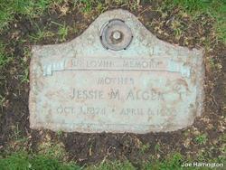 Jessie M Alger