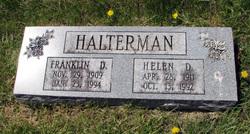 Franklin Daniel Halterman