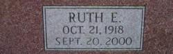 Ruth E <I>Dorsey</I> Demmel