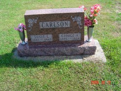 Susie E. <I>Warrensford</I> Carlson