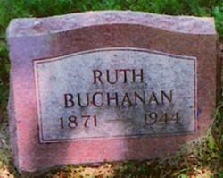 Ruth <I>Reeves</I> Buchanan