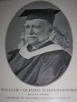 William Colford Schermerhorn