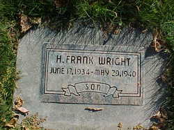 Harlan Frank Wright