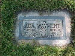 Ada Wayment