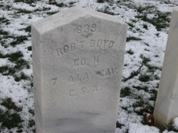 Pvt Robert Boyd