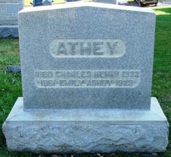 Emily <I>Ashby</I> Athey