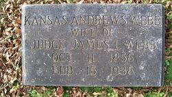 Kansas Love <I>Andrews</I> Webb