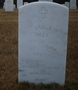 Anna Bell Adkisson