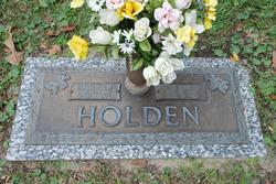 Samuel Edgar Holden