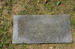 Agnes Marie <I>Johannes</I> Ludwig