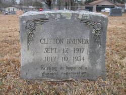Clifton Bruner