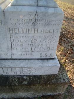 Melvin Hall Allis