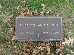 Elizabeth Ann Austin