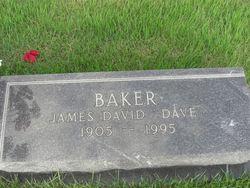 "James David ""Dave"" Baker"