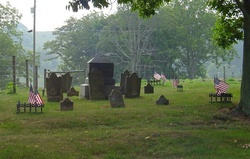 Villars Cemetery