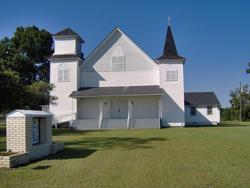 Abba Baptist Church Cemetery