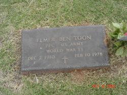 Elmer Ben Toon