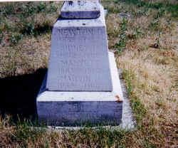Newton Devine Allred