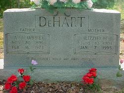 Abraham Allen DeHart