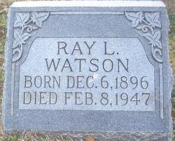 Ray L Watson